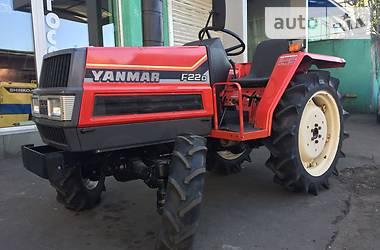 Yanmar F220 F22D 2000