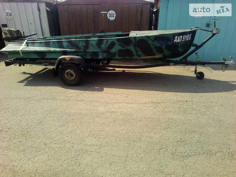 Човен Южанка 1 2012 в Черкасах
