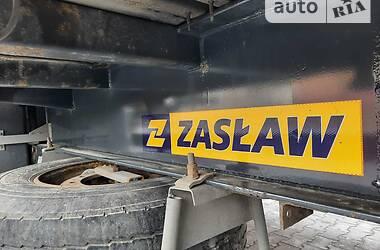 Тентований борт (штора) - напівпричіп Zaslaw 205SH 2011 в Луцьку