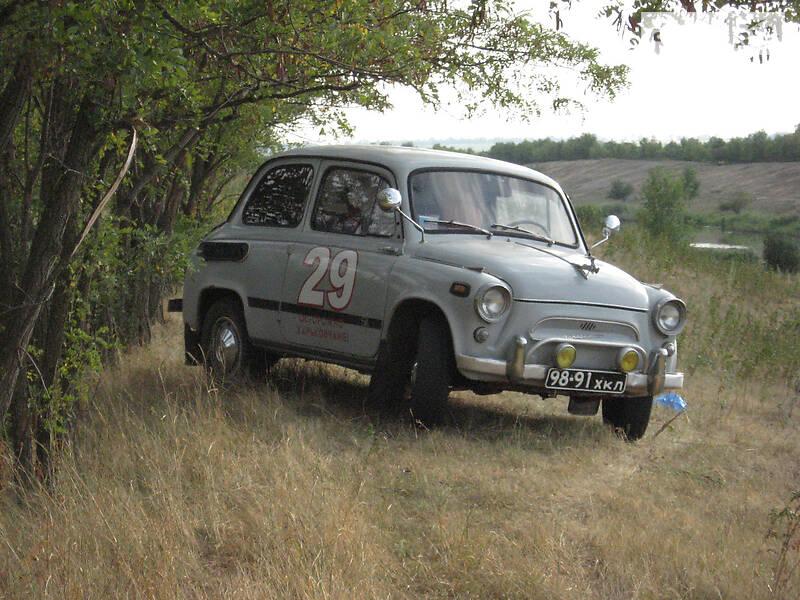 ЗАЗ 965 1965 в Лозовій