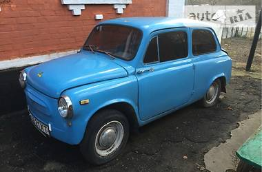 ЗАЗ 965 1967 в Богуславе