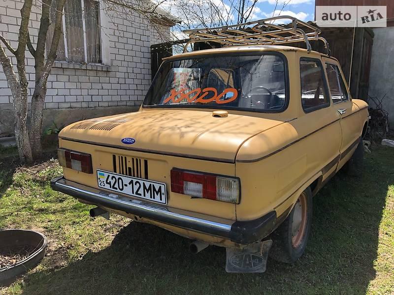 ЗАЗ 968 1985 в Корюковке