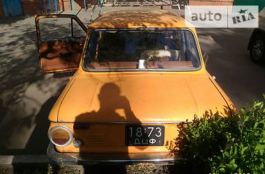 ЗАЗ 968 1976 в Донецке