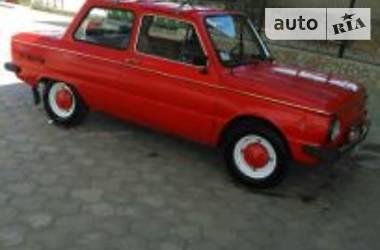ЗАЗ 968 1990 в Черновцах