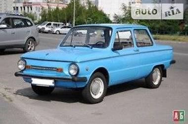 Седан ЗАЗ 968 1986 в Виннице