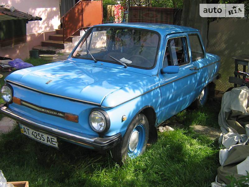 ЗАЗ 968 1985 в Ивано-Франковске
