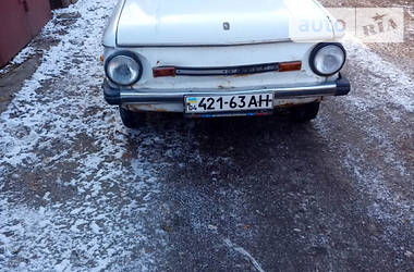 ЗАЗ 968М 1989 в Днепре