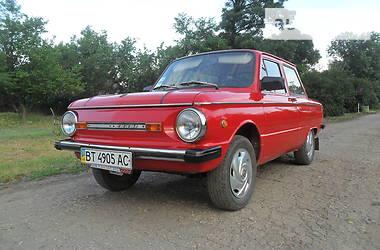 ЗАЗ 968М 1988 в Новотроицком