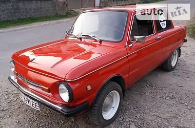 ЗАЗ 968М 1990 в Иршаве