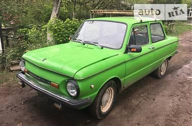 ЗАЗ 968М 1991 в Сокирянах