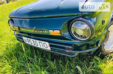 ЗАЗ 968М 1985 в Полтаве