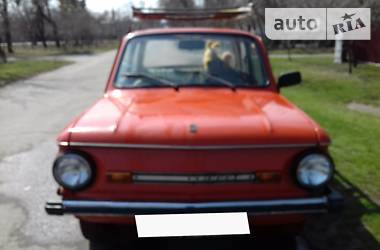 ЗАЗ 968М 1993 в Лохвице