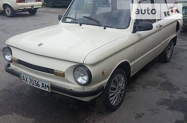 Седан ЗАЗ 968М 1994 в Харькове