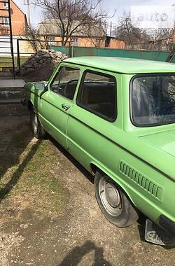 Седан ЗАЗ 968М 1990 в Виннице