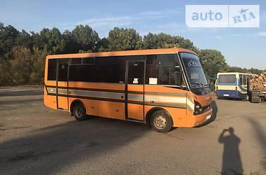 Пригородный автобус ЗАЗ A07А I-VAN 2008 в Валках