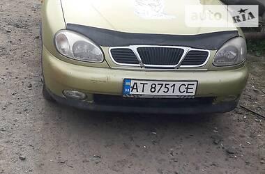 Седан ЗАЗ Lanos 2007 в Ровно