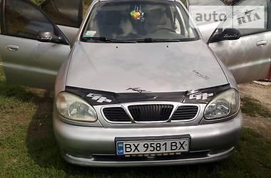 ЗАЗ Sens 2006 в Каменец-Подольском