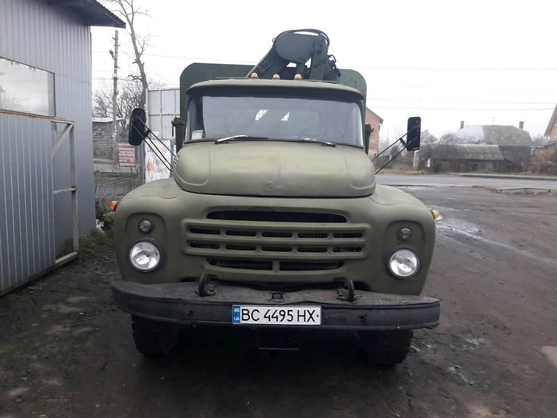 ЗИЛ 130 1989 в Львове