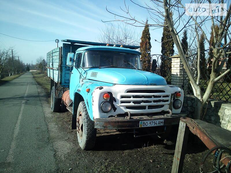 ЗИЛ 130 1992 в Тернополе