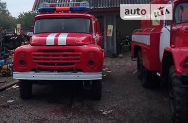 Пожежна машина ЗИЛ 130 1993 в Сарнах
