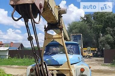 Автокран ЗИЛ 133 ГЯ 1991 в Ужгороде