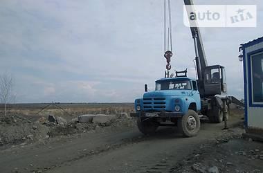 Автокран ЗИЛ 133 ГЯ 1986 в Коростене