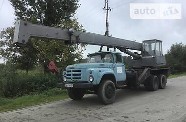 Автокран ЗИЛ 133 ГЯ 1992 в Львове
