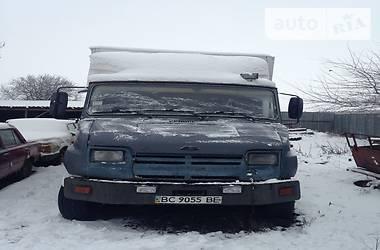 ЗИЛ 5301 (Бычок) фургон  термичка 2002
