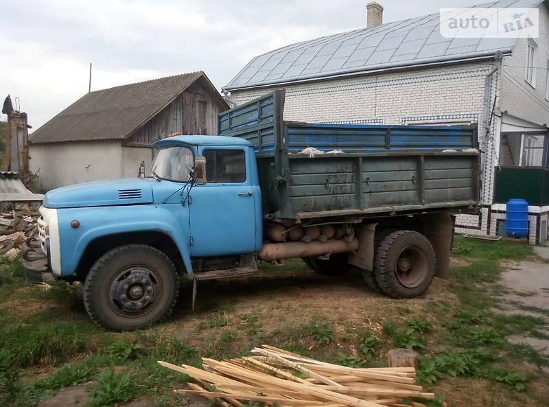 ЗИЛ ММЗ 554 1992 в Тернополе