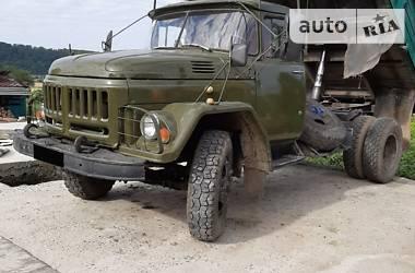 ЗИЛ ММЗ 554 1984 в Львове