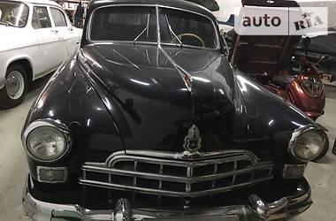 ЗИМ 12 1956 в Киеве