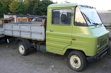 Zuk A-11 груз. 1993 в Львове
