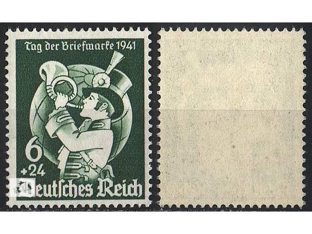 1941 - Рейх - День марки Mi.762 **- объявление о продаже  в Ровно