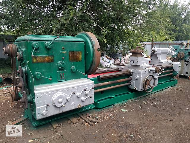 купить бу 1М65 ДИП500 токарный станок в Днепре (Днепропетровск)