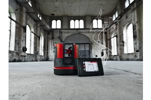 3d лазерное сканирование помещений и зданий