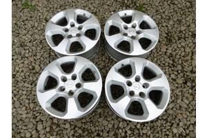 4 диски Borbet 6,5jx16 , et 37 , 5x110  Opel Zafira , Opel Astra
