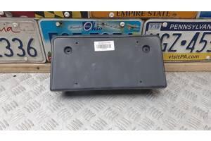 5618072879B9 - Б/у Кронштейн номерного знака на VW PASSAT B7 (362) 2.5 S 2012 г. (треснут)