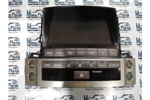 86110-60190 Монитор, климат контроль Lexus LX570 2014
