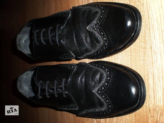 продам -91% . Осенние туфли Adelante, Италия, высококач. кожа  бу в Гнивани