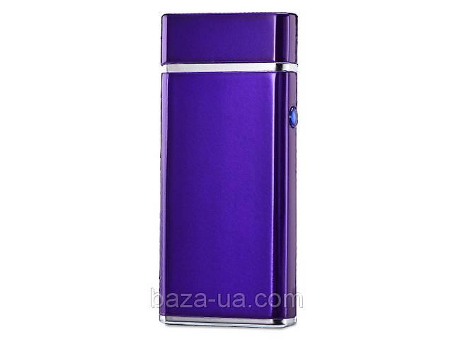 бу Электроимпульсная USB зажигалка WEXT Amethyst фиолетовая в Киеве