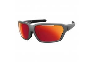 Спортивные очки SCOTT VECTOR  grey red chrome