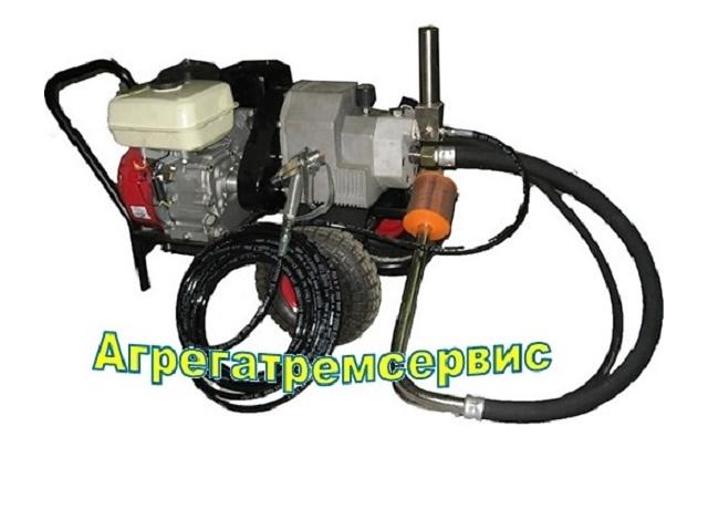 купить бу агрегат высокого давления Вагнер  + комплектующие – 2016 года в Алчевске