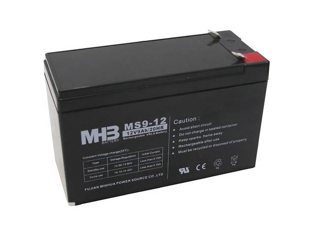 Aккумулятор AGM 9Ач 12В- объявление о продаже  в Запорожье