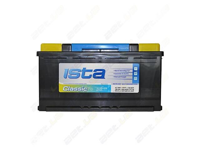 бу Аккумулятор автомобильный Ista Classic 90Ah L+ 760A (EN) в Одессе