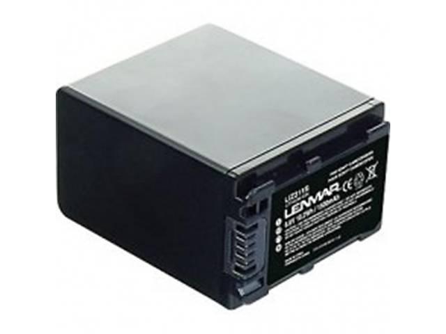 купить бу Аккумулятор LENMAR LIZ312S аналог SONY NP-FV100, новый, запечатанный для многих камер семейства SONY (NEX-VG10/20/30) в Днепре (Днепропетровск)