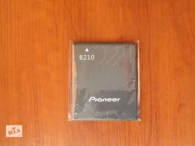 купить бу Аккумулятор Prestigio MultiPhone PaP 5300, B210, 2100mAh. в Киеве