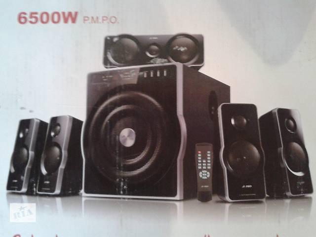 продам аккустическую систему 5.1 бу в Вольногорске