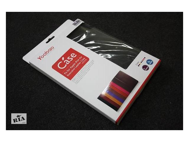 бу Чехол - книжка Yoobao executive leather case для iPad Air кожа  в Одессе