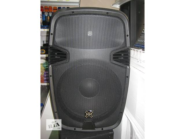 активная акустическая колонка 15 дюймов 350 ватт новая- объявление о продаже  в Одессе