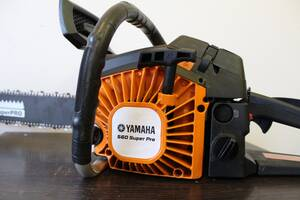 Акция -50% Японская Бензопила Yamaha 560 Super Pro. Ямаха 4,6 кВт